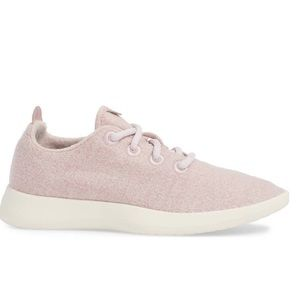 Allbirds Wool Runners In Dusk Pink NWT